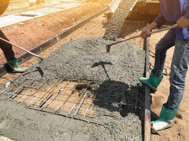งานก่อสร้างแบบไหนที่เหมาะกับปูนอินทรี
