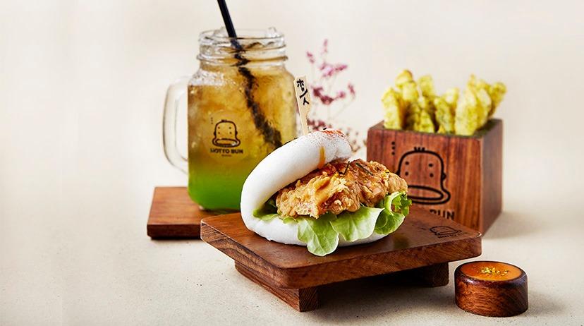 Hotto Bun Menu ไส้เบิ้มสไตล์ญี่ปุ่น 3 เมนูเด็ดอร่อยต้องลอง
